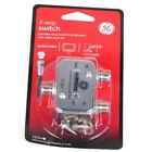 GE 2-Way Switch Splitter Cable/ Antenna - Coaxial A/B Switch