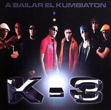 K3 - A BAILAR EL KUMBIATO !!  FACTORY SEALED!!!