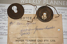 Early Ford Holden Chev GMH horn parts NOS