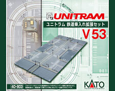 Kato 40-803 UNITRAM Expansion Track Set V53 (N scale)