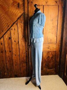 Women's GHOST Summer Top, Blouse & Trouser Set