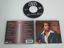 TRINI LOPEZ/HIS VERY BEST(BELLAPHON 288 07 274) CD ALBUM