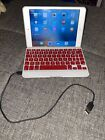 Apple iPad mini MD531LL/A (16GB, Wi-Fi Only, WHITE With Wireless Keyboard Case