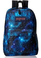 Jansport SuperBreak Galaxy Backpack New