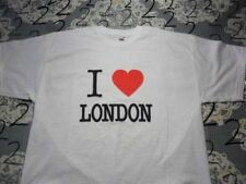 XL- I Love London Fruit Of The Loom Is Brand T- Shirt