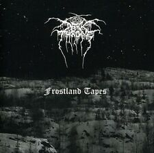 Darkthrone - The Frostland Tapes 2CD 2008 black metal Norway Peaceville Records