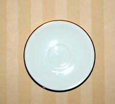 Lenox Hayworth Demitasse Saucer Plate Gold Rim New No Box