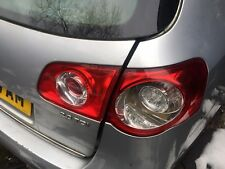 2006  VW PASSAT B6 ESTATE RIGHT HAND SIDE OUTER & INNER REAR BACK TAIL LIGHTS