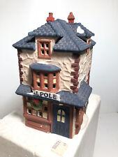 Dept 56 ~Dickens Village~ Walpole Tailors ~ 1988
