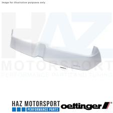 Oettinger Genuine Rear Roof Spoiler VW Golf Mk7 7.5 R / R Line / GTI / GTD / GTE