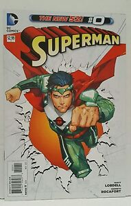 SUPERMAN: THE NEW 52 #1 VF
