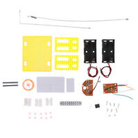 Assembly Telegraphs Kit Physics Circuit Electrical Science Experiments Toys