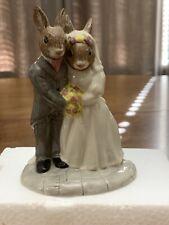 Royal Doulton Bunnykins Wedding Day Bunnies