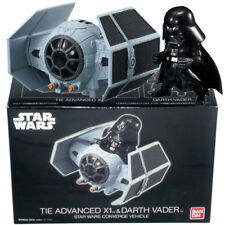 BANDAI Star Wars CONVERGE Vehicle TIE ADVANCED X1 & Darth Vader Boxset Figure