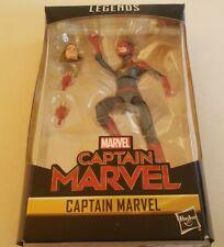 Marvel Legends Kree Series Captain Marvel Action Figure - E3885AS00