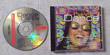 CD AUDIO INT/ COMPILATION DANCE DANCE DANCE VARIOUS ARTISTES 1995
