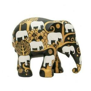ELEPHANT PARADE ORNAMENT COLLECTABLE 10cm  GOLDIE