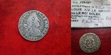 Louis xiv - Quadruple sols au 2 L     1693 A -   (1693 sur 1691)
