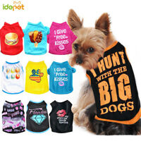 Summer Dog Clothes for Small Dog