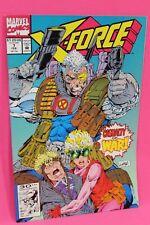 X-Force #7 Casuality of War Rob Liefeld Comic Marvel Comics F-/F