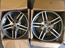 """Mercedes 18x9.5"""" 18"""" Wheel Rim 5x112 Gunmetal NEW for E C CL CLK S SL SLK AMG"""