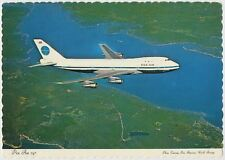 Pan Am, Boeing 747 Jet Airliner