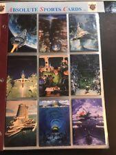1994 John Berkey Complete 90 Card Set Plus 4 Metallic Cards