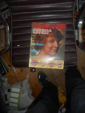 FABULOUS 208 MAY 23RD 1970 BARRY GIBB, TOM JONES, TONY BLACKBURN, GEORGE BEST