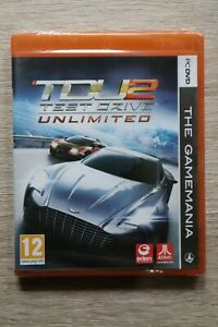 Test Drive Unlimited 2 - PC new and sealed TDU