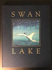 Swan Lake, by Mark Helprin - 1989 - 1st Ed. 1st Prtg, Vintage Hardcover Book