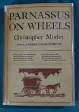 Parnassus On Wheels by Christopher Morley Doubleday 1935 Hardcover in Jacket