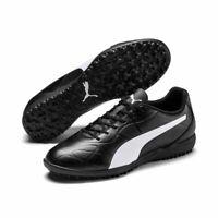 Puma Fußball Monarch TT Fußballschuhe Herren schwarz weiß