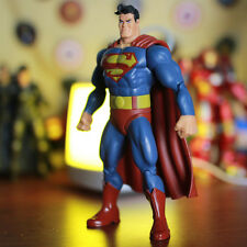 DC Super Hero Fat Superman Movable PVC Action Figure Collectible Model Toy