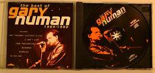 GARY NUMAN - THE BEST OF GARY NUMAN - FIRMADO CD (U795)