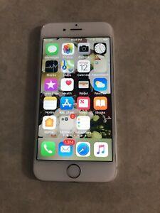 Apple iPhone 6 - 64GB - Space Gray (ATT)-silver