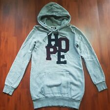 IZZUE ® Parka Pull Over Cotton Hoodie for Women Sz. Medium
