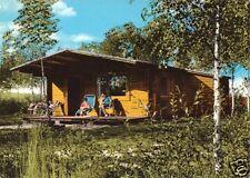 AK, Schletau, Ferienhäuser am Grippeler See, um 1968