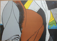 Joan GARDY-ARTIGAS ( MIRO ) Lithographie litografia signée Antillaise 1988 *