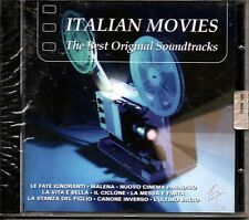 ARTISTI VARI ITALIAN MOVIES THE BEST ORIGINAL SOUNDTRACKS CD SEALED