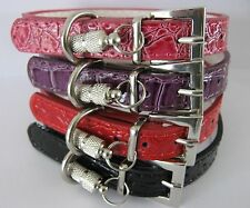 Unbranded Faux Leather Dog Collars