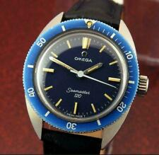 Omega Seamaster 120 Ref 535.007   Cal.630   year 1968 diver´s  Watch  /  30mm
