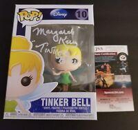 MARGARET KERRY Authentic Hand-Signed ~TINKERBELL - PETER PAN~ POP vinyl JSA COA