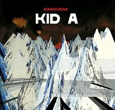RADIOHEAD - Kid A LP Double HEAVYWEIGHT  Vinyl Gatefold BRAND NEW