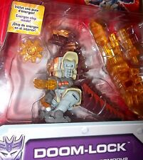 DOOM-LOCK Transformers Energon Powerlinx RID 2004 Destructicon MOSC vintage