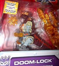 DOOM-LOCK Transformers Energon Powerlinx RID 2004 Destructicon MOSC vintage
