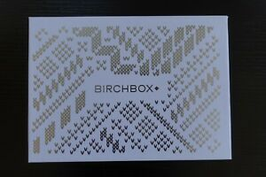 Lot of 3 Birchbox Empty Boxes - Unique Boxes in Great Condition