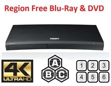 Samsung Smart UBD-M7500 4K UHD Blu-ray Player Multiregion Blu-ray & DVD Player