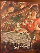 20th Century British Art - Sotheby's Catalogue December 2010 London