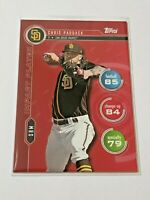 2020 Topps Baseball Topps Attax Impact Player - Chris Paddack - San Diego Padres
