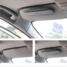 Bluetooth Wireless Car Kit Hands-free Speakerphone Speaker Sun Visor Hot Selling